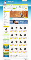 E-Commerce - Index Design by interfacedesigner