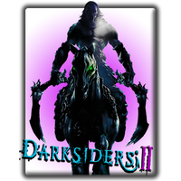 Darksiders 2 icon by pavelber