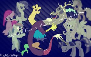 Discord - What Fun Is There In Making Sense? by XxStrawberry-RosexX