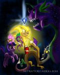 Chaos and Harmony by NetRaptor