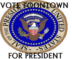 Vote toontown SAVE THEM FROM EVIL PENGUINS by Official-Fallblossom
