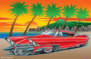 Mercury Monterey Deluxe Coupe by Britt8m