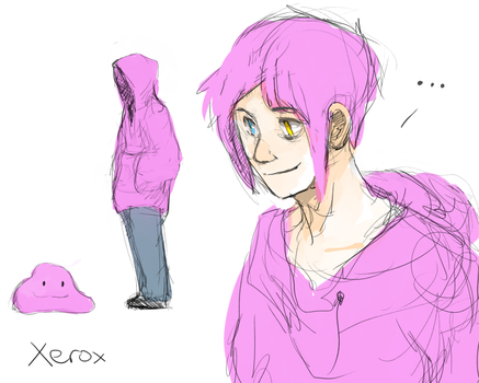 Xerox The Ditto by H-appysorry