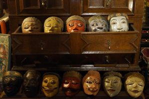 Masks by Taking-St0ck