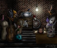 Magic in the Attic by Pennes-from-Heaven