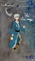 Jack Frost the Ice Mage by Missplayer30