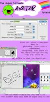 The Avatar Tutorial of Love by sweetmusichearts