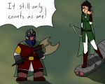 FSF's: It still only counts as one! by SquirrelManiak