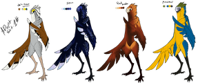 [Adopt set 1] Cyruk Adopt [2/4] by Edgelordy