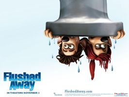 flushed away by xxrismxx