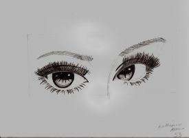 Eyes by Anime14Emo