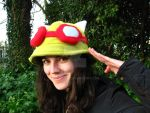 Teemo Cosplay Hat by ChoCoBa