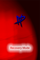 My iPhone Recovery Logo by InuYasha-AD-1
