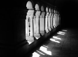 SHADOWS IN THE CLOISTER by isabelle13280