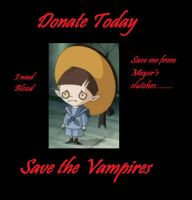Save the Vampires by Roses-and-Feathers