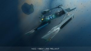 USS Reliant by GrahamTG