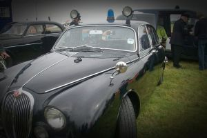 Police Jag S-Type by BrightStar2