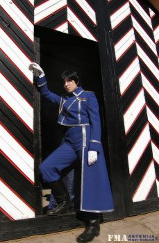Roy Mustang cosplay for RSYA 4 by mor-rigan