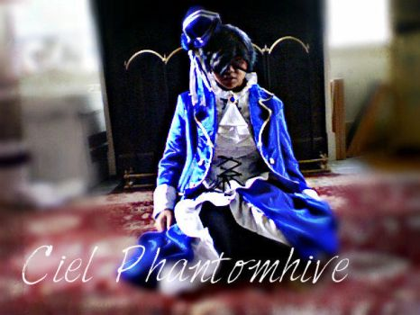 Ciel Phantomhive by sskd1804