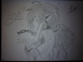 Ikaros by thiphobia