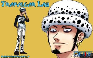 One Piece Trafalgar.L 0020 by kenseigoku
