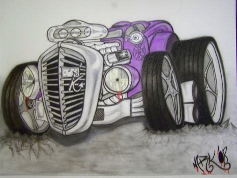 hotrod by narkore