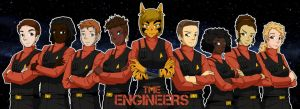 The Legacy Engineers by Trakker