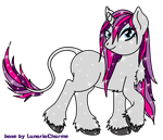 Pony for LunariaCharme by KitlynSolstice
