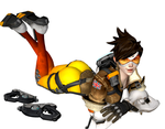 Tracer - Whatcha lookin' at? by dnxpunk
