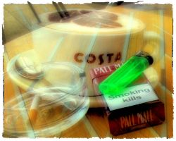 the costa smoking by ottomatt