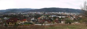 Puchov panorama by wrxsti