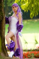 Purple Melody by Giorgiacosplay