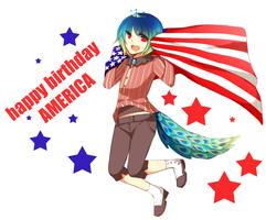 Happy 4th of July! by niaro