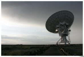 The Very Large Array by WastedSunRise