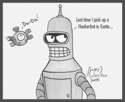 Bender Baby by sbkMulletMan