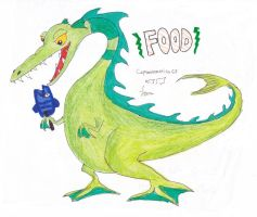 food of the dragon by captainamerica67
