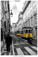 Yellow Transportation by pedrucci