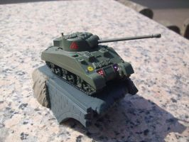 Sherman Firefly finished by Teratophoneus