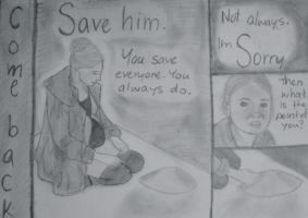 Save Him by art-is-an-expression