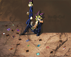 YuGiOh wallpaper by worldstraveller