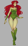 Poison Ivy by Kurospoons