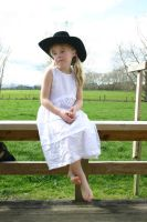 Paige 136 White Dress by Paigesmum-stock