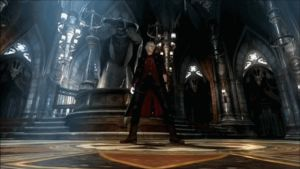 Devil May Cry 4 Nero Shall We Dance? Taunt. GIF by ConnorSparda