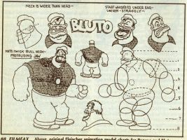 bluto 1 by AlanSchell