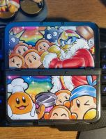 My snazzy 3DS by TEAMOON-THE-TREEMOON