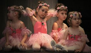 Little ballerinas 2 by MaraDamian