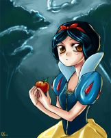 Disney: Snow White by Ossoofoo
