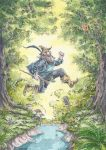 Tom Bombadil by WilliWeissfuss