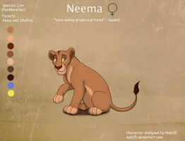 Neema - Adoption Auction CLOSED by Nala15
