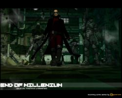 End of Millenium. Preview II by nemonico